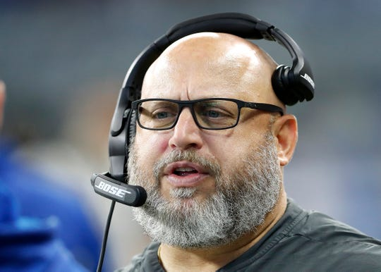 Indianapolis Colts offensive line coach Dave DeGuglielmo was fired from the team on Tuesday.