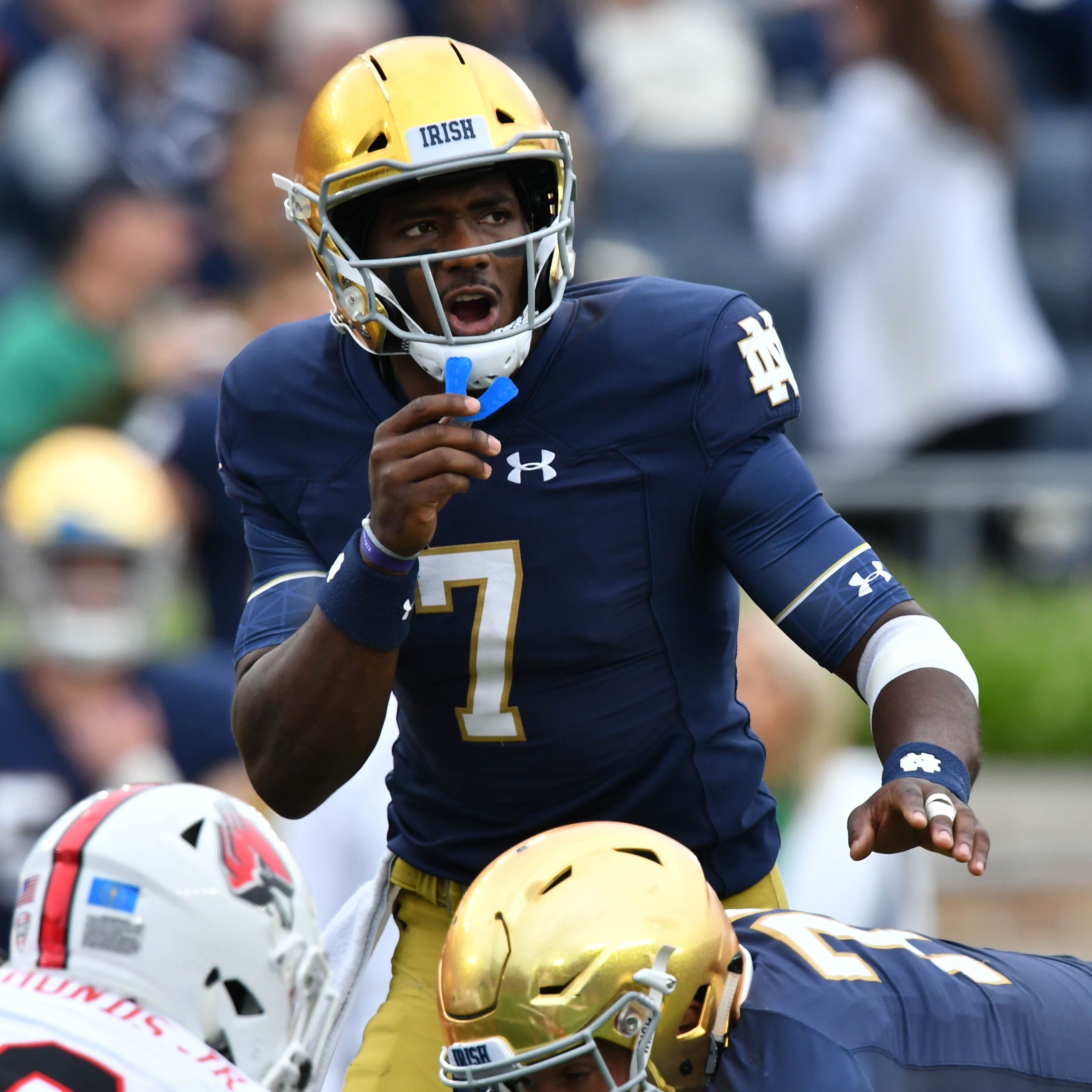 Brandon Wimbush transfers from Notre Dame to University of Central Florida