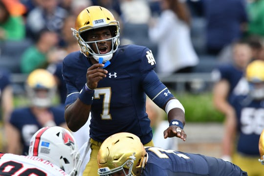 Brandon Wimbush is transferring to Central Florida.