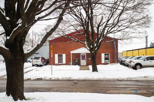 Benton Street Massage is seen on Tuesday, Jan. 15, 2019, at 317 E. Benton Street Iowa City, Iowa.
