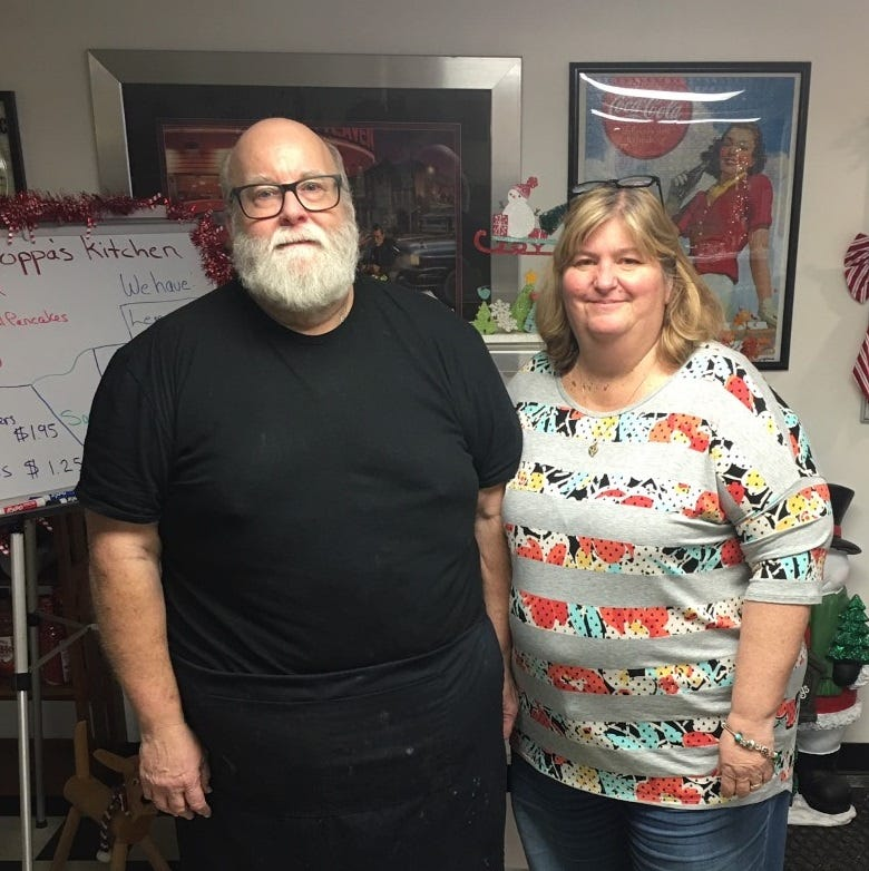 Southern Tompkins Town Talk: Cook, wife begin their own diner in Newfield