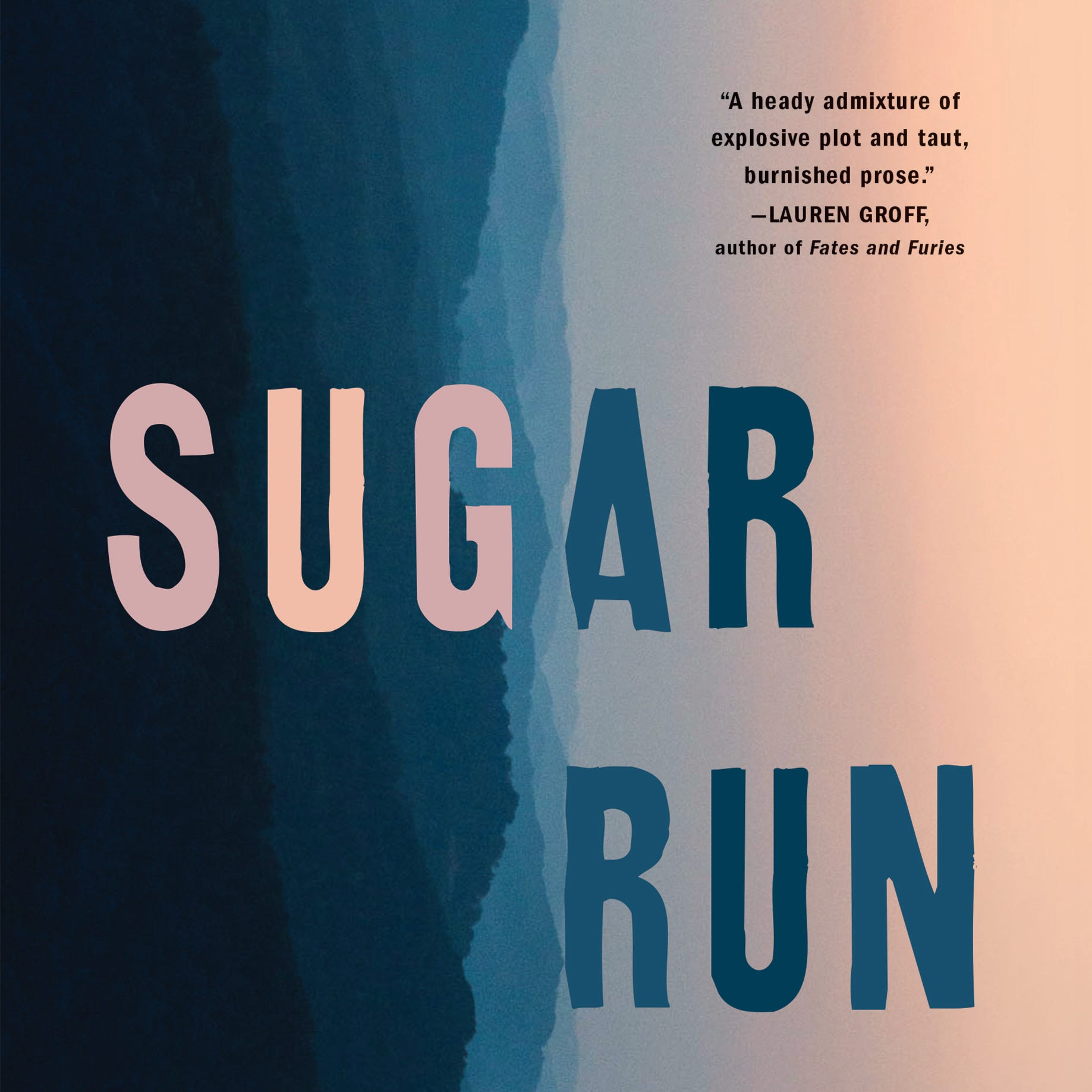 Mesha Maren's debut novel, 'Sugar Run,' a tale of suspense, gritty realism in Appalachia