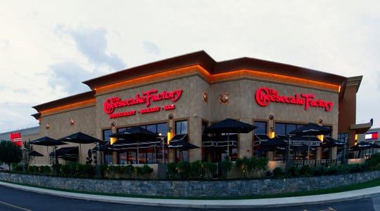 The closest Cheeskecake Factory is in Green Hills.