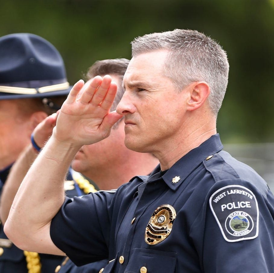 Harris tapped as new West Lafayette police chief