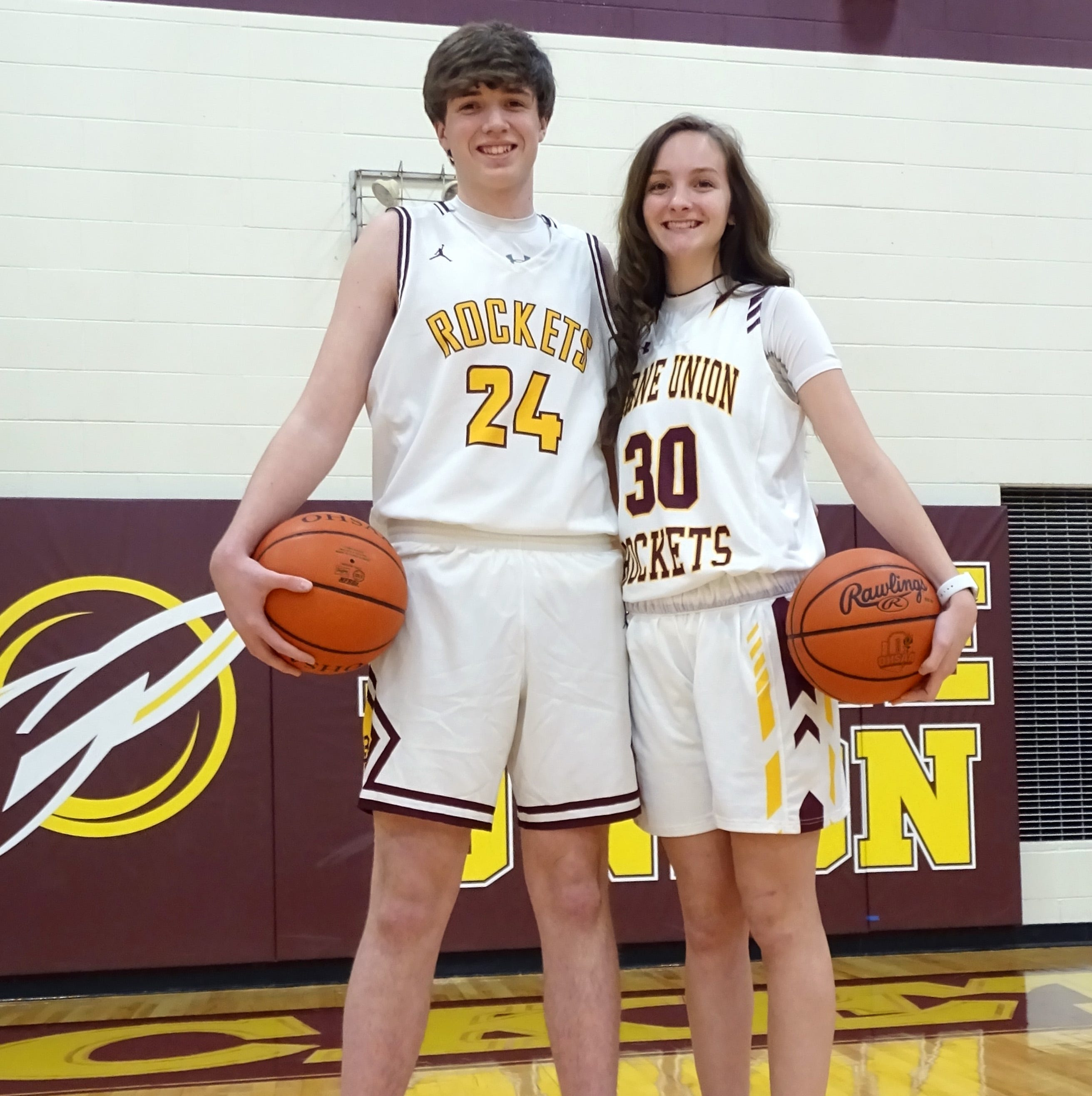 Berne Union's Unger, Kline reflect on record-breaking performances