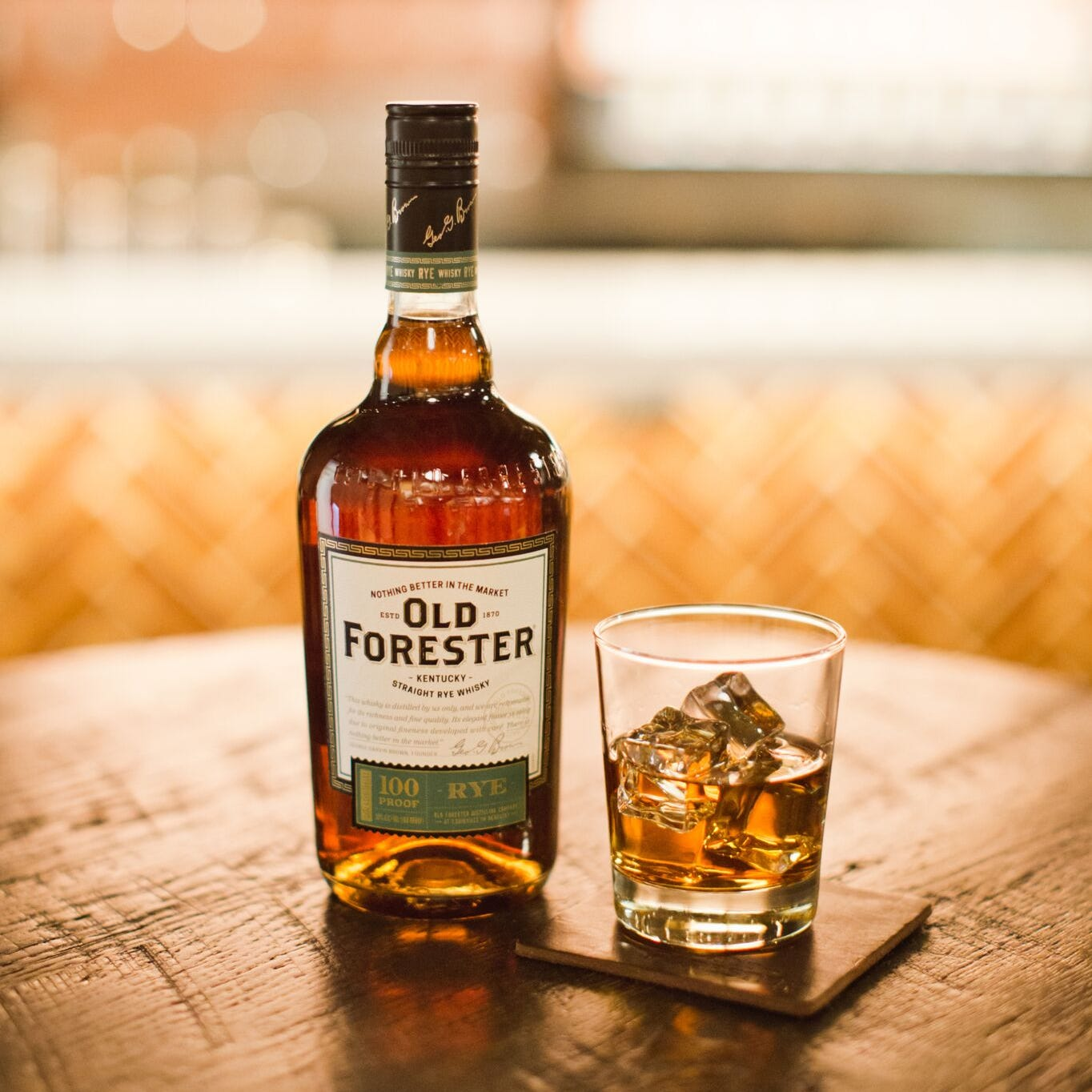 Old Forester will make new rye whiskey for the first time in 150 years