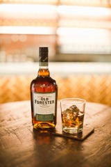 Old Forester Rye will hit shelves on Feb. 1.