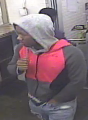STAX Robbery Suspect