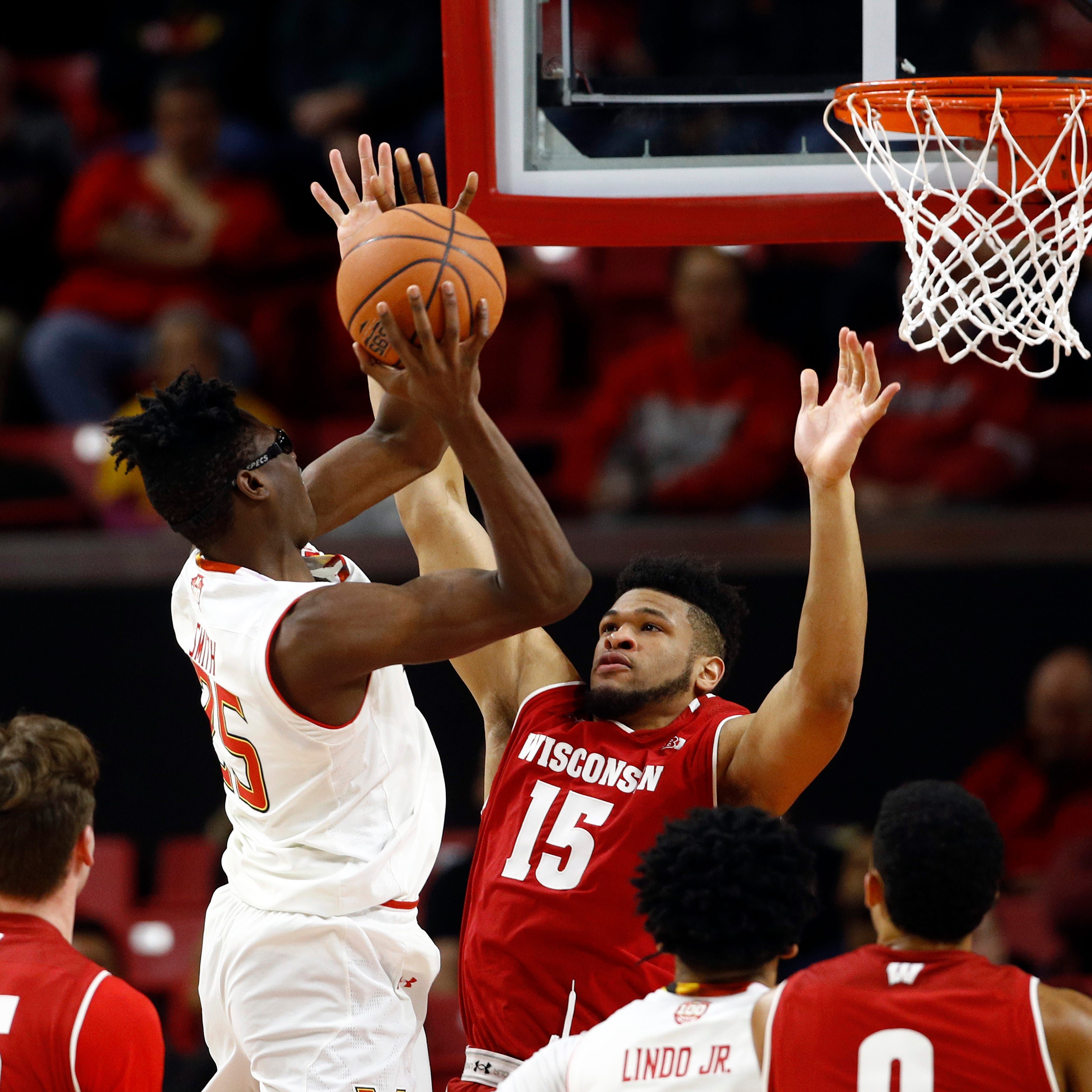 Maryland 64, UW 60: A gritty performance isn't enough after a frigid first half