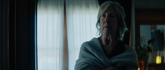 "Lin Shaye learns some unexpected family secrets in ""The Final Wish."""