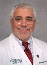 Riccardo Colella, a doctor and professor of emergency medicine at the Medical College of Wisconsin. He also is the Emergency Medical Services director for Milwaukee County. In that capacity, he worked with hospitals to end the practice of turning away ambulances because of overcrowding.
