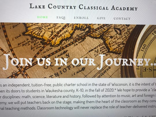 Lake Country Classical Academy is a proposed independent, tuition-free, public charter school that could open in the fall of 2020, according to its website.