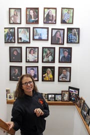 Ann Weeden, who coordinates the Plymouth area's AFS efforts, is hosting her 13th AFS student.