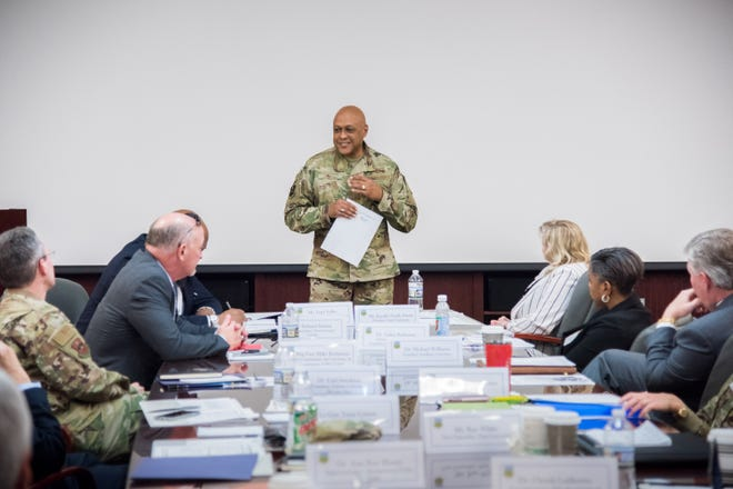 The state of education in the River Region because a large priority by leaders and Maxwell Air Force Base after a speech made by former Air University President Lt. Gen. Anthony Cotton in 2018.