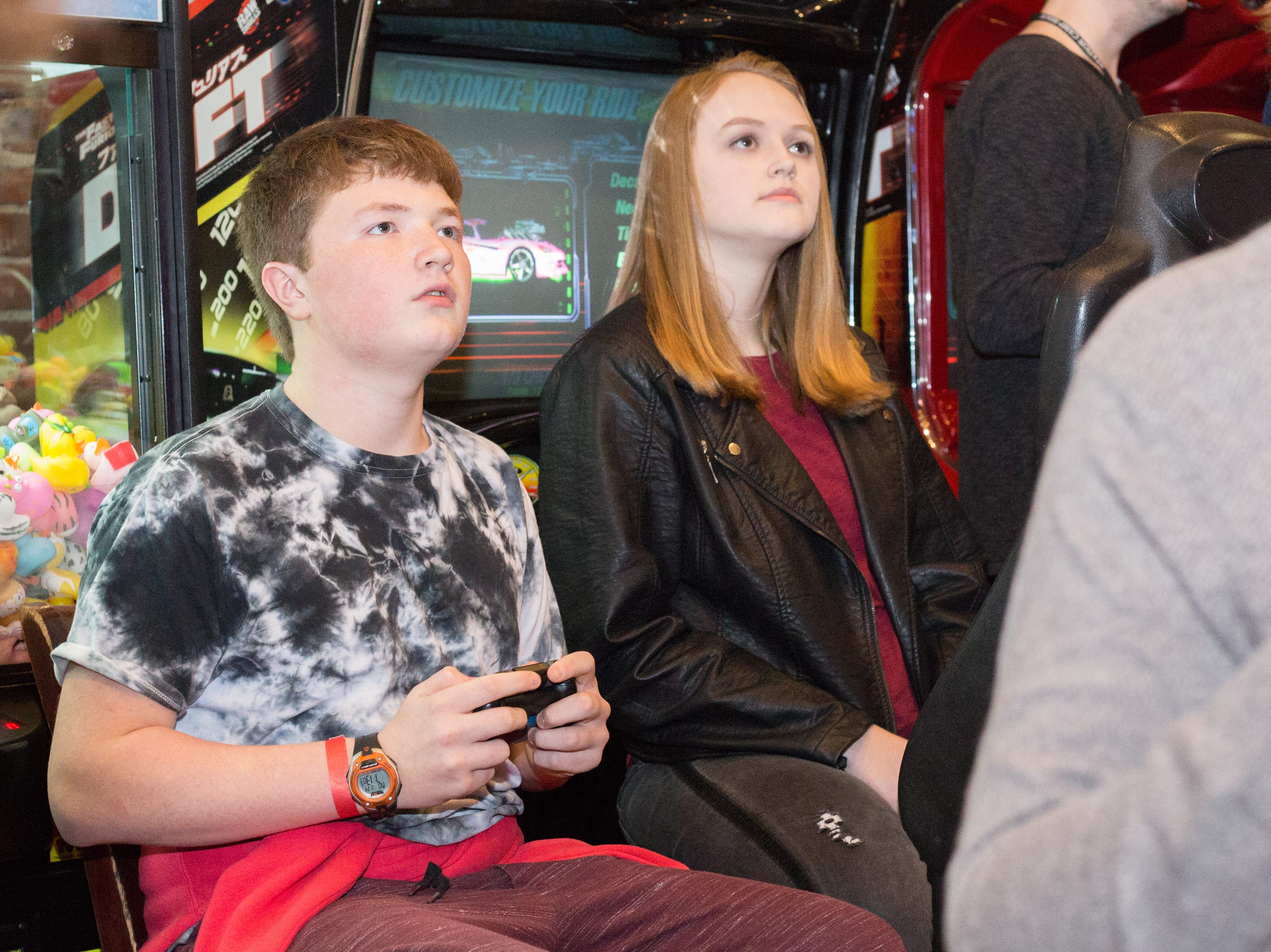 The Super Smash Brothers Ultimate Tournament presented by Big Dad Games drew a large crowd to Filly's Game and Grill in Gallatin on Monday, Jan 14.