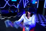 Virtual reality arcade opens in Franklin