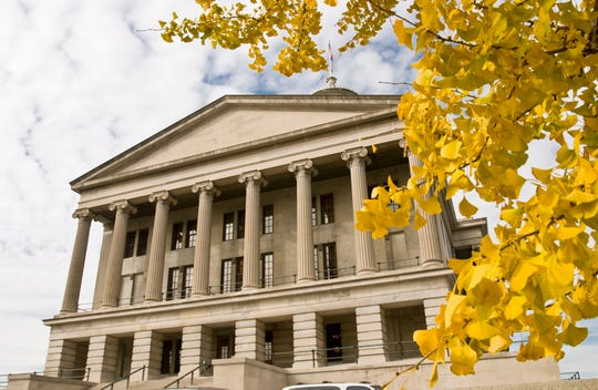 Tour the Tennessee Capitol building on Statehood Day.