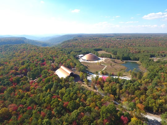 Each year, many opt to experience the Inner Engineering Total retreat in the serene atmosphere of the Isha Institute of Inner-sciences located on the spectacular Cumberland Plateau in McMinnville, Tennessee.