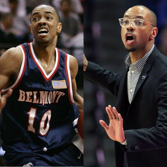 """Brian """"Penny"""" Collins, who helped lead Belmont earn its first NCAA tournament berth in 2006, is now the coach at Tennessee State. Collins will lead TSU in a game against Belmont Saturday at Curb Event Center."""