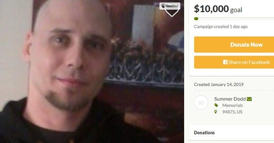 Friends set up a GoFundMe account for Jacob Nopens who died after a confrontation with Wilson County Sheriff's deputies.