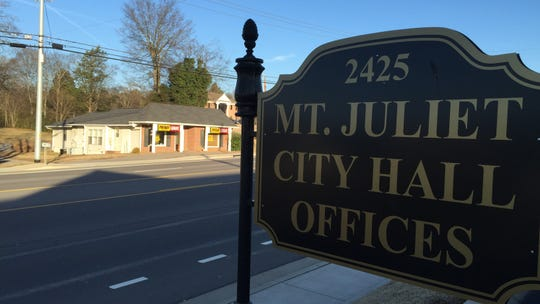 Mt. Juliet commissioners plan to discuss a property tax increase more than three times the current rate.