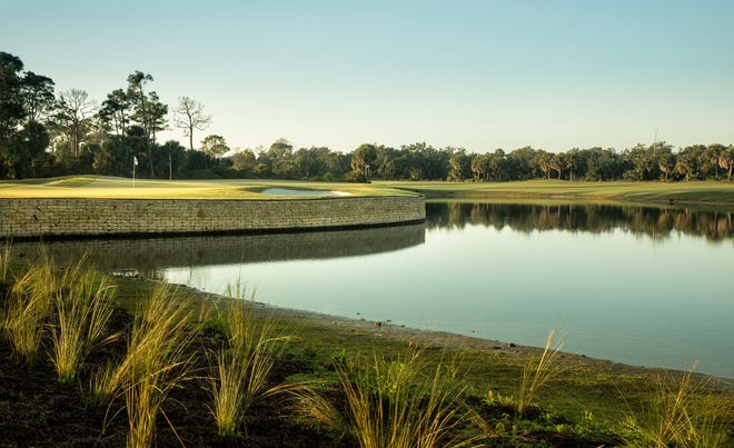 West Bay Club in Estero reopened on Jan. 12, 2019 after a $4 million renovation by architects Dana Fry and Jason Straka.