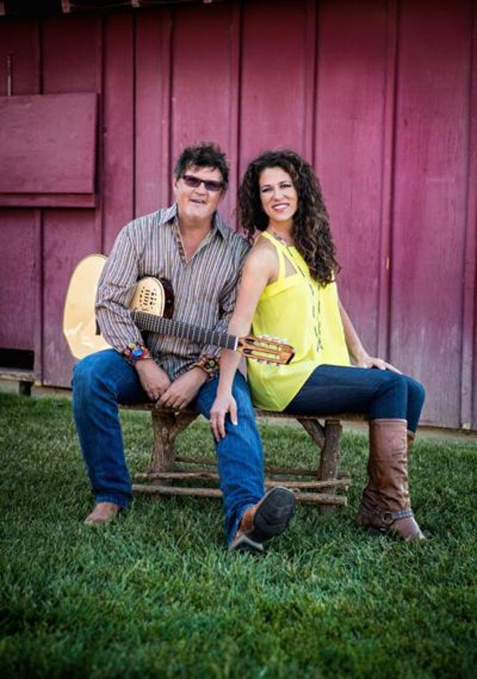 Online auction lots up for bid from Jan. 20-31 include an intimate concert and dinner party with Nashville singer-songwriters Anna Wilson and Monty Powell, known for writing hit songs for country stars including Keith Urban.