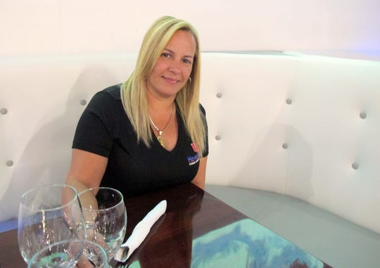 Yanet Casanova is the owner of Havana Blue Cuban Cuisine & Lounge, which opened in January 2019 at the Galleria Shoppes at Vanderbilt in North Naples.