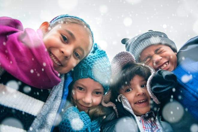 Winter weather causes the air to become dry and cold and may make breathing difficult for those with asthma.