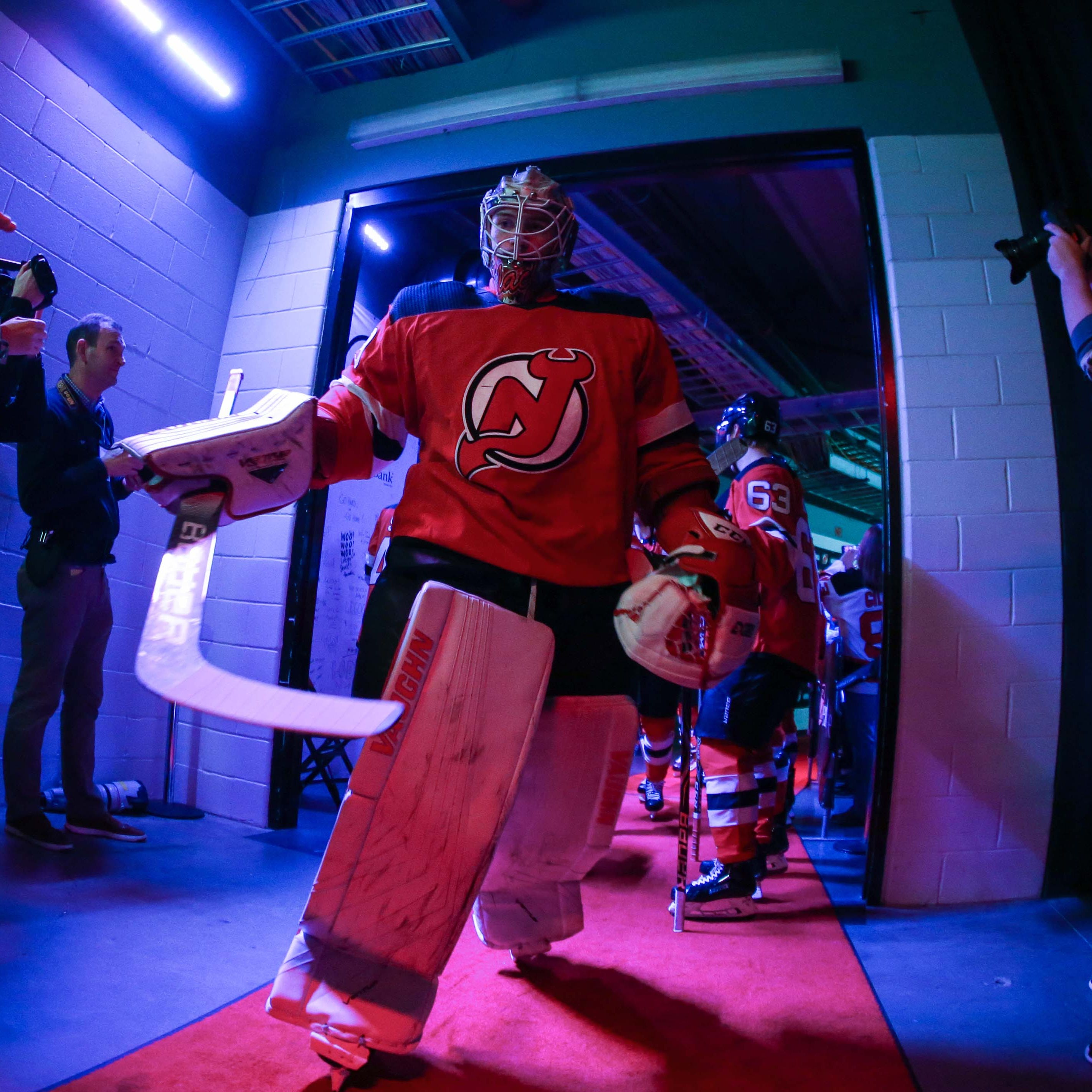 How goalie Mackenzie Blackwood became the Devils' story of the year