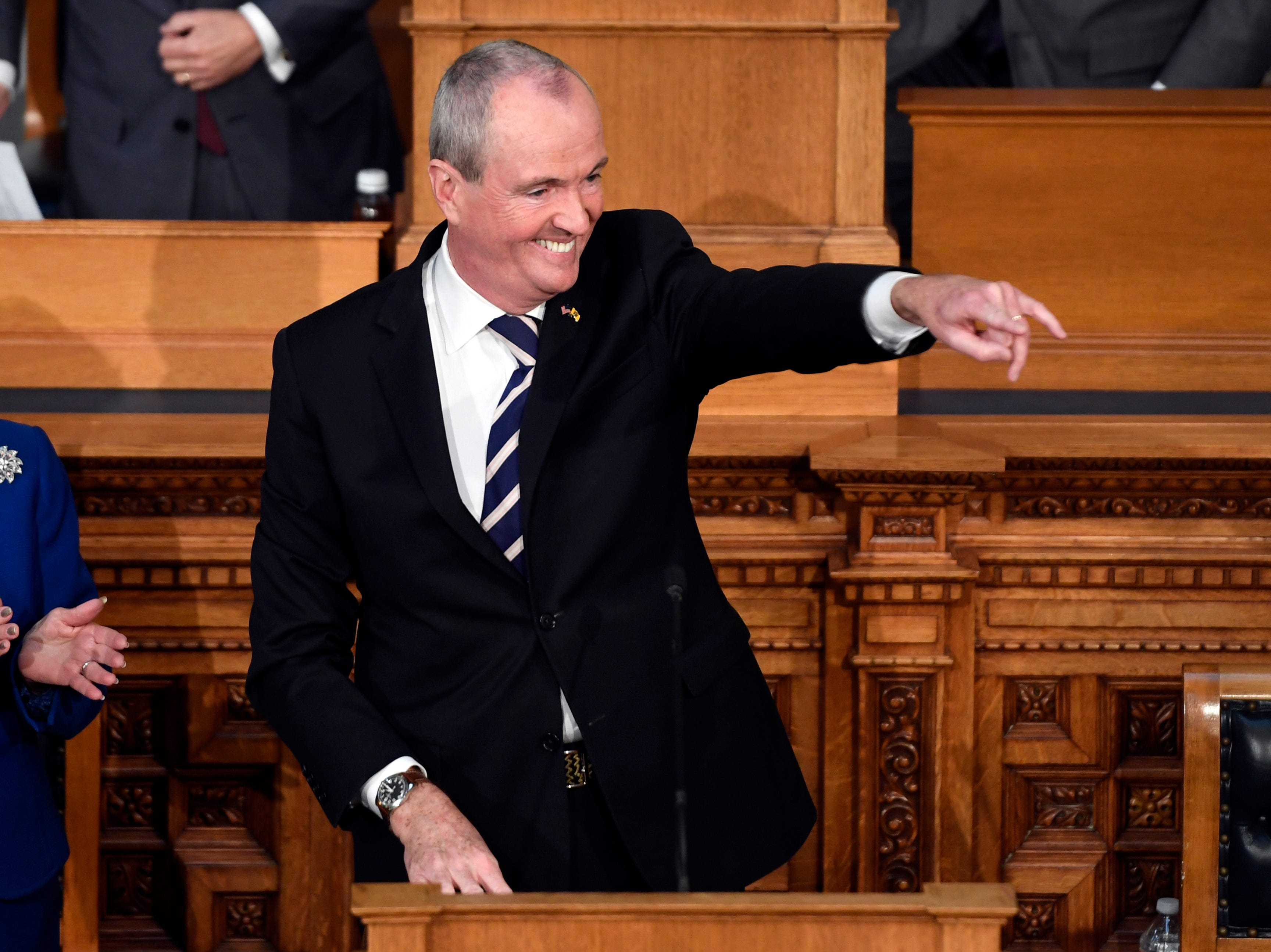 Full text of Phil Murphy's 2019 State of the State Address