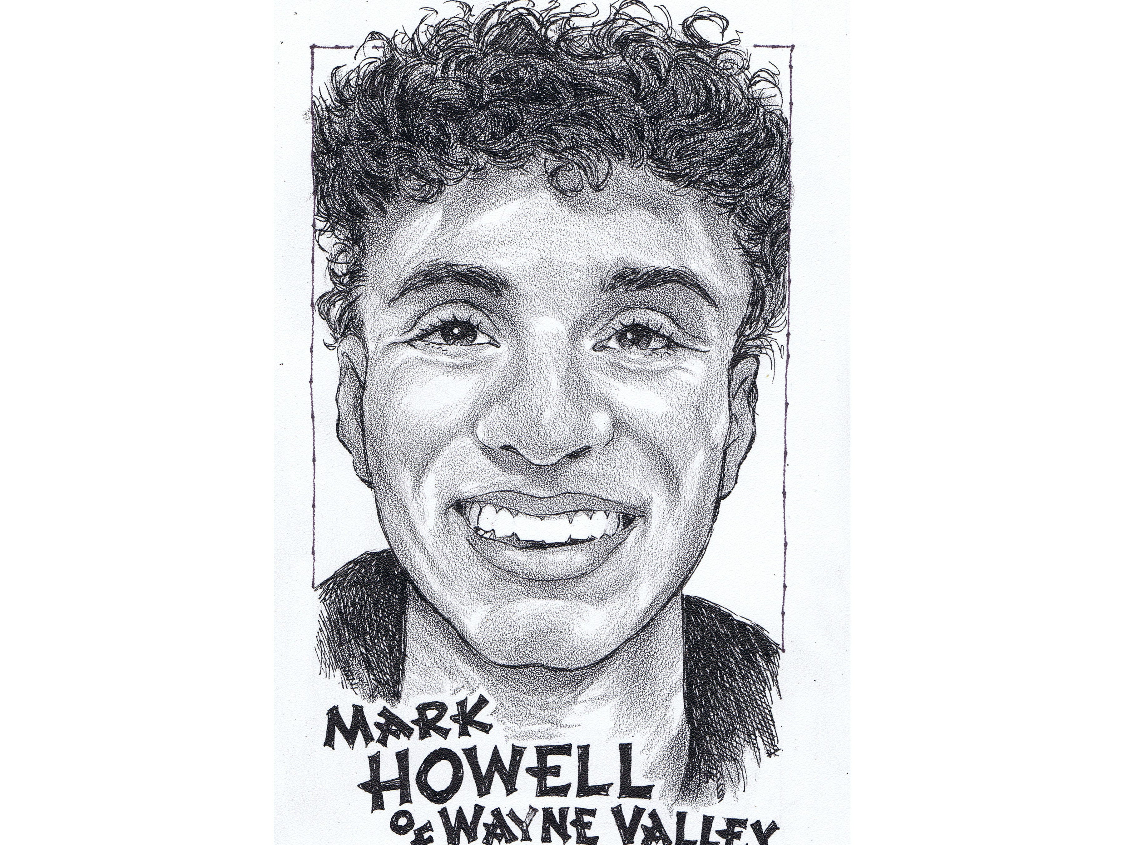 Mark Howell, Wayne Valley basketball