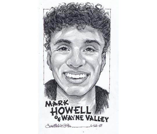Mark Howell, Wayne Valley basketball