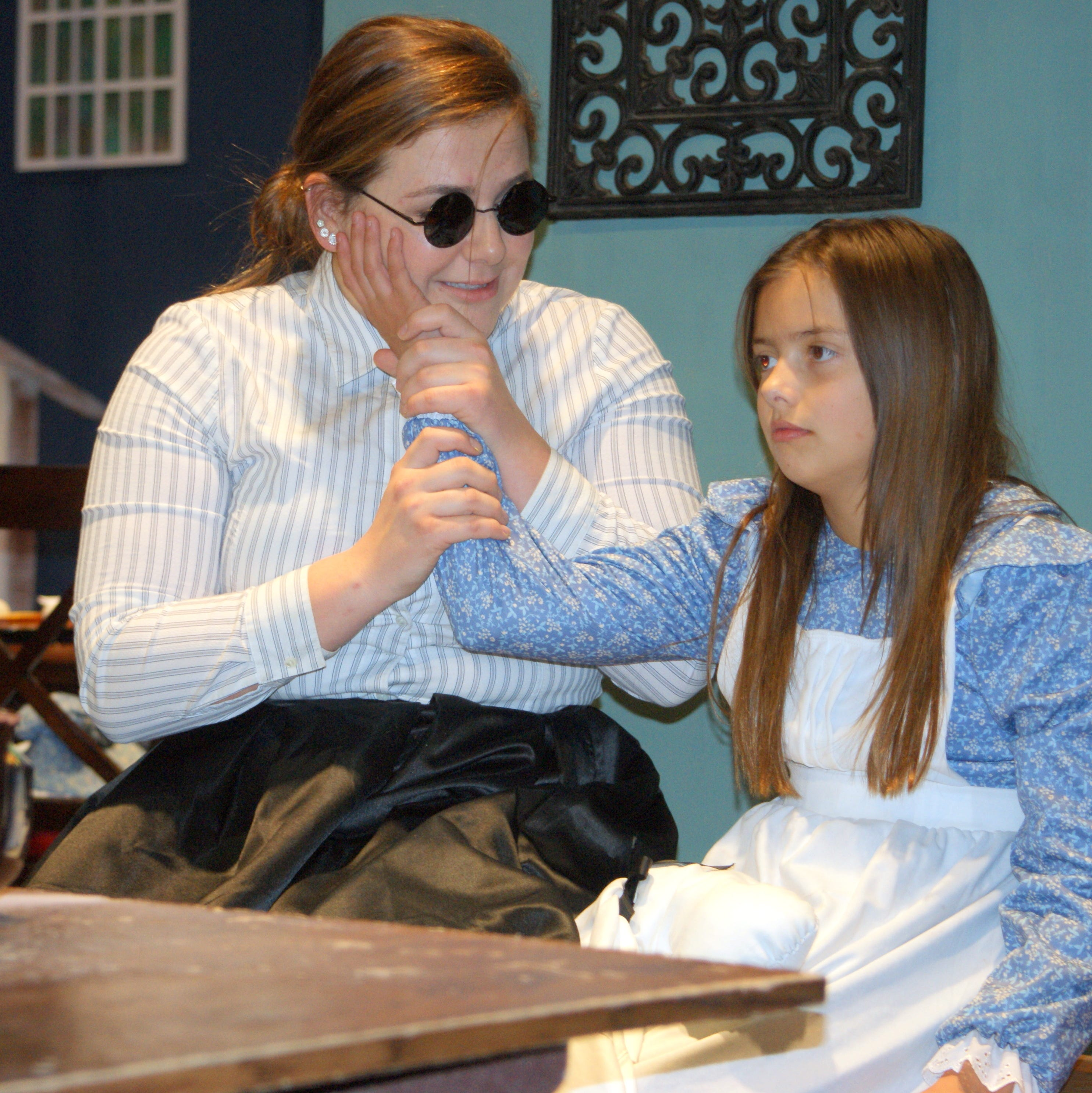 Deming High School Drama Club puts on weekend performance of 'The Miracle Worker'
