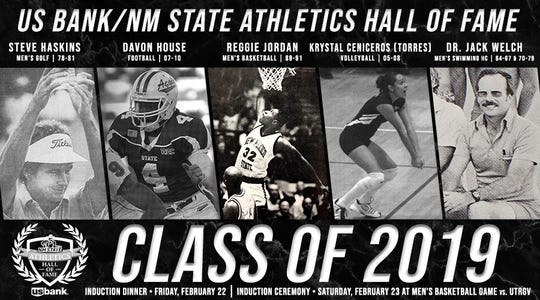 2019 NM State Hall of Fame class
