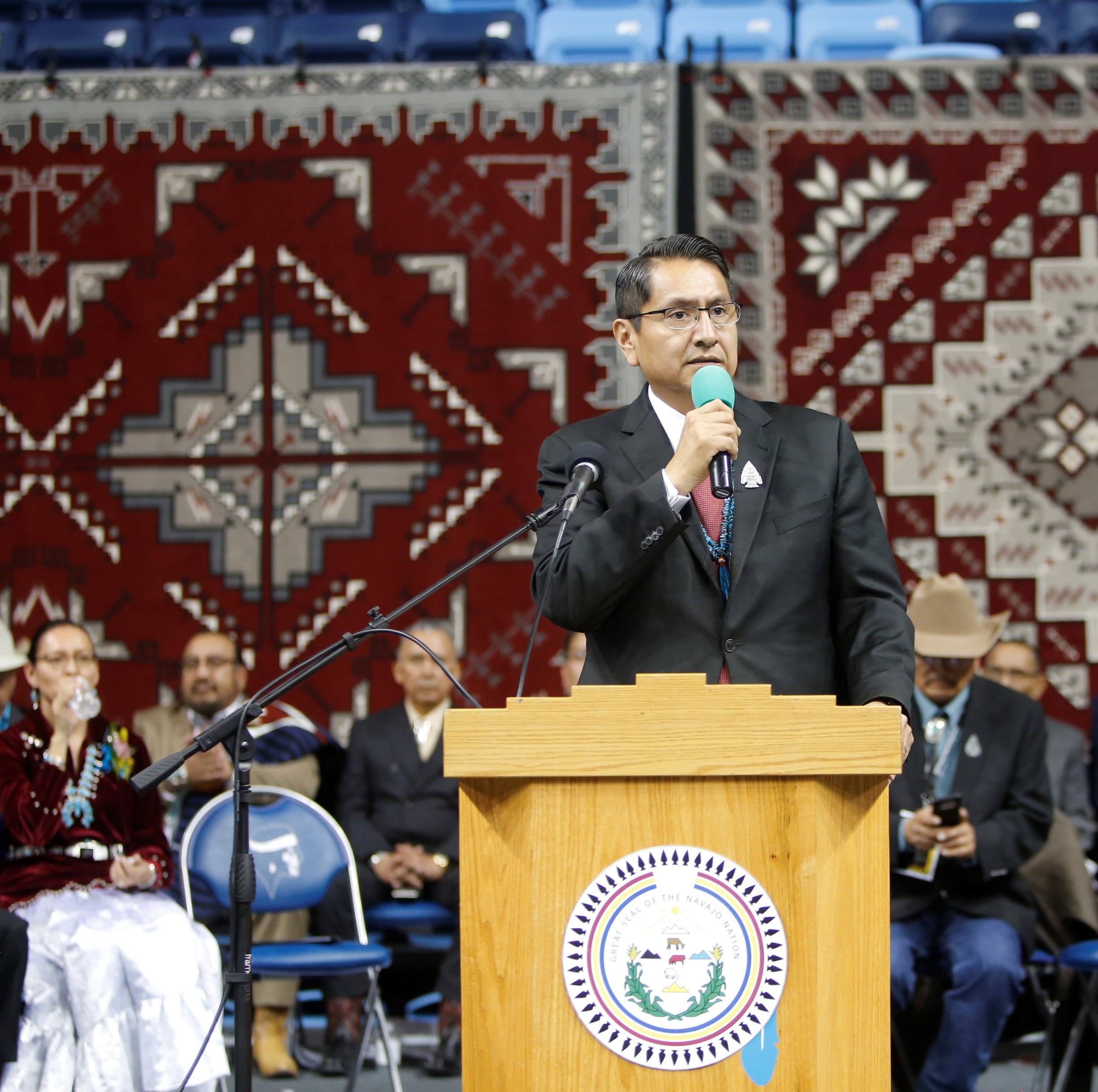 'You believed it was time for change': New Navajo Nation leaders sworn-in to office