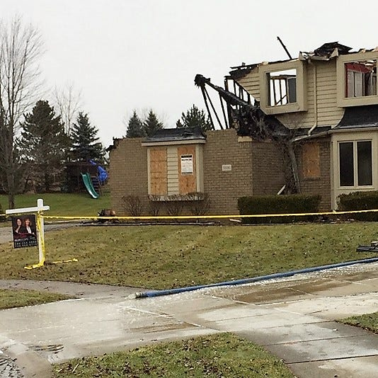 Cause of Jan. 1 Plymouth Township home ruled an arson