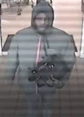 Westland police say this individual stole a purse from a woman shopping at Kroger on Michigan Avenue back on Jan. 7.