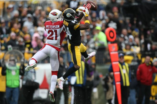 Odds are out for where Antonio Brown could play next season and the Arizona Cardinals are listed.