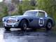 This 1961 Austin-Healey 3000 BT7 Convertible will be auctioned off at Barrett-Jackson in Scottsdale on Wednesday.