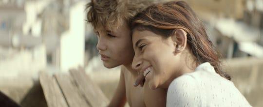 "Zain's (Zain Al Rafeea) only source of happiness is his little sister Sahar (Cedra Izam) in ""Capernaum."""