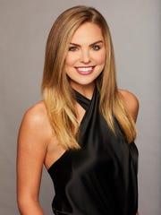 Bachelor contestant Hannah B.