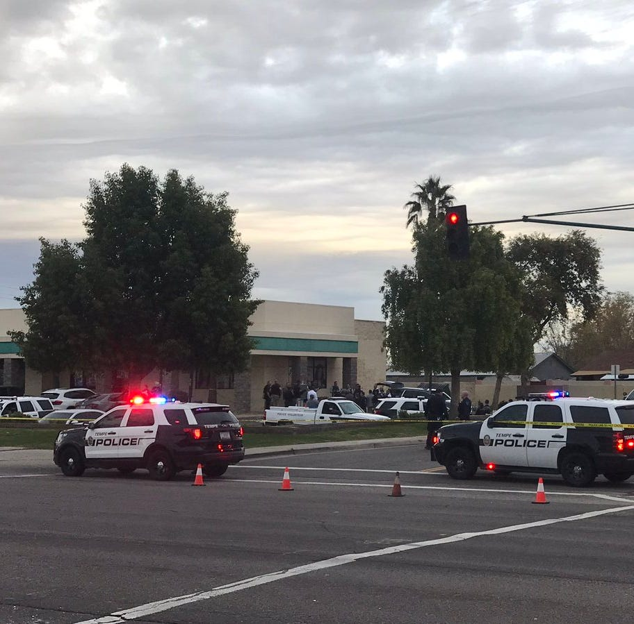 Suspect shot by Tempe police was 14-year-old boy with airsoft gun