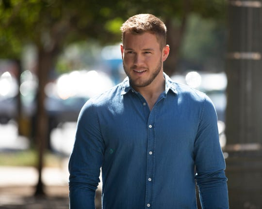 Bachelor Colton Underwood