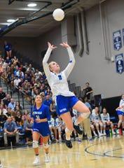Xavier Prep standout volleyball player Shannon Shields.