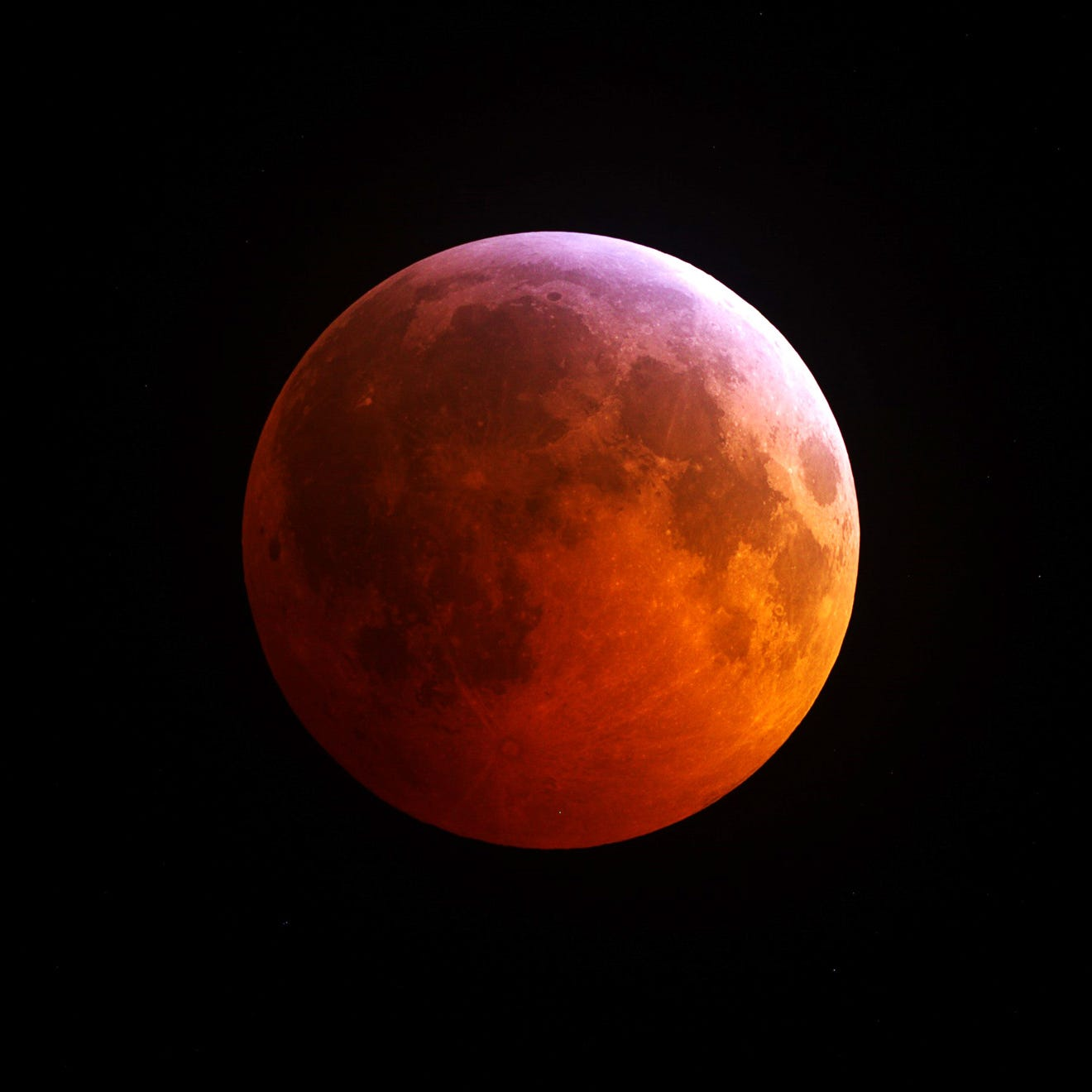 How to see the only total lunar eclipse and supermoon of 2019