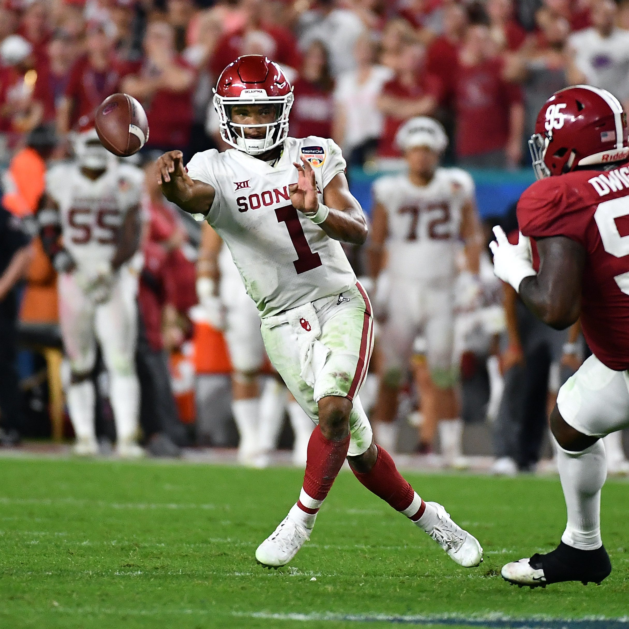 Where will Kyler Murray go in 2019 NFL draft?  NFL mock drafts, oddsmakers weigh in