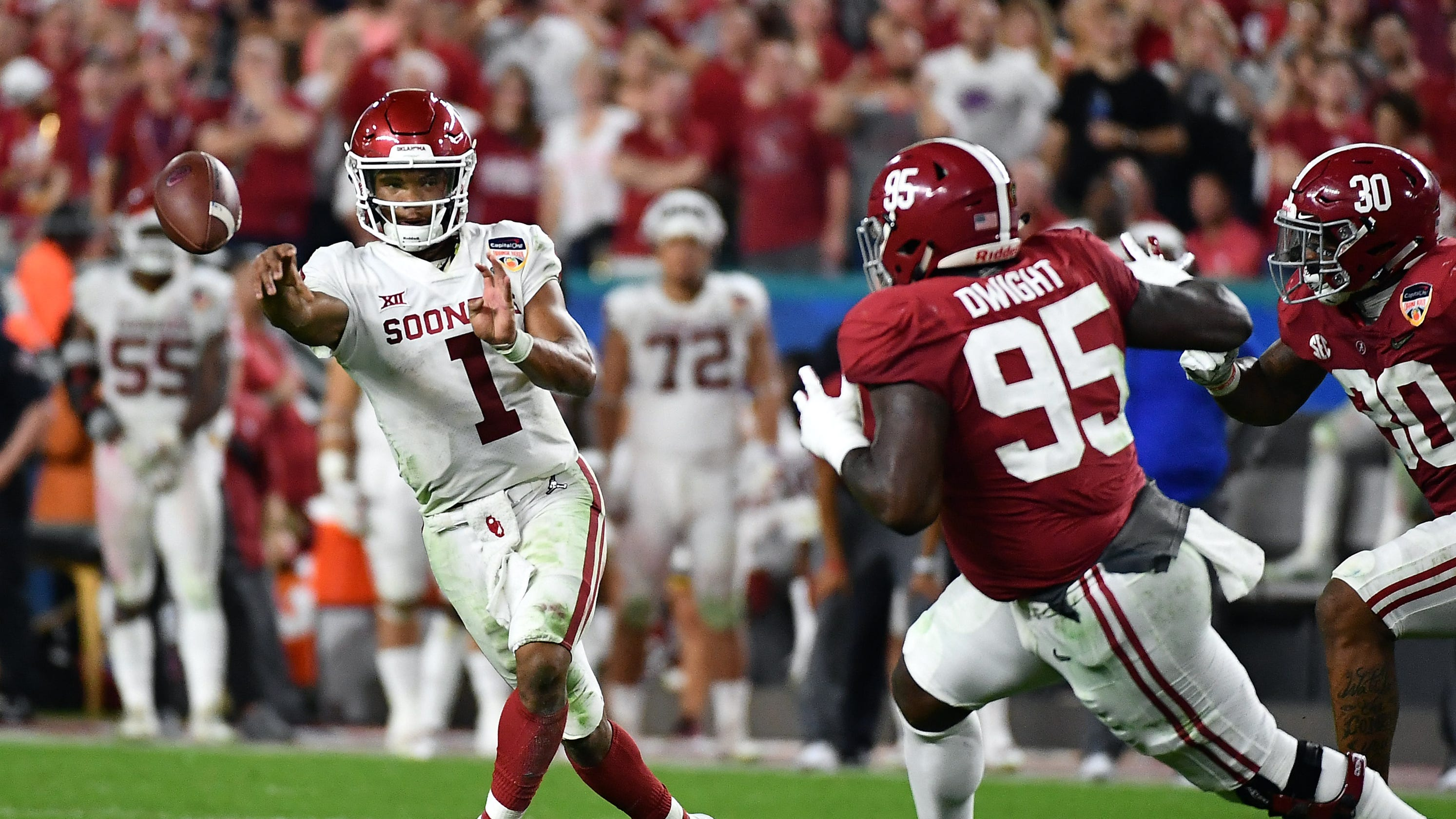 Kyler Murray 2019 NFL draft projections: NFL mock drafts