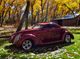 This 1939 Ford Custom Roadster will be auctioned off at Barrett-Jackson in Scottsdale on Wednesday.