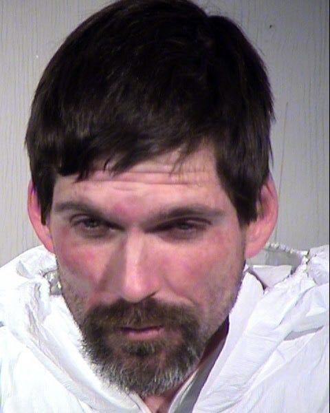 Man arrested on suspicion of fatally stabbing ex-girlfriend's new boyfriend in Mesa